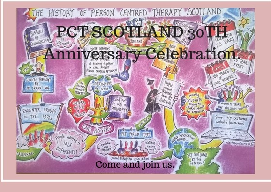 PCT Scotland 30th Anniversary Celebration